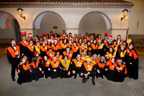 gira Navidad 2016, Orfeó Universitari València